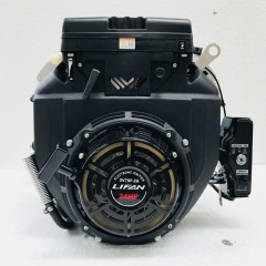 lt620 electric start 20hp twin cylinder petrol engine replaces honda gx620